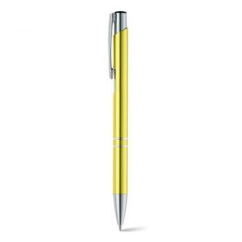 esferografica 4 amarelo