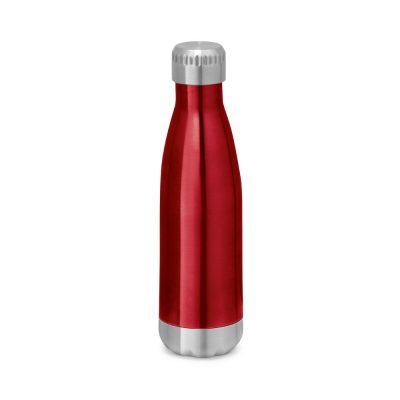 garrafa 510 ml vermelho