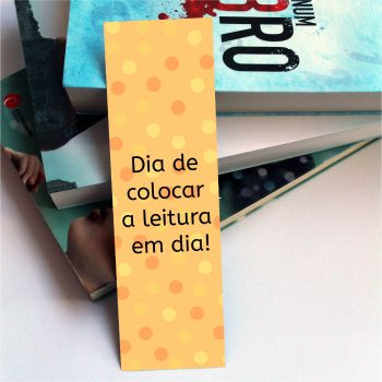 marcador livro simples